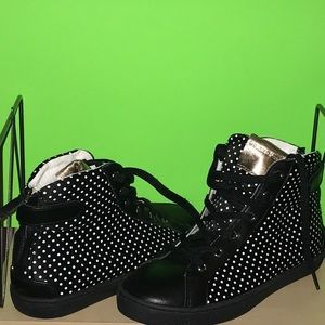 Authentic New Dolce & Gabbana Girls high-tops